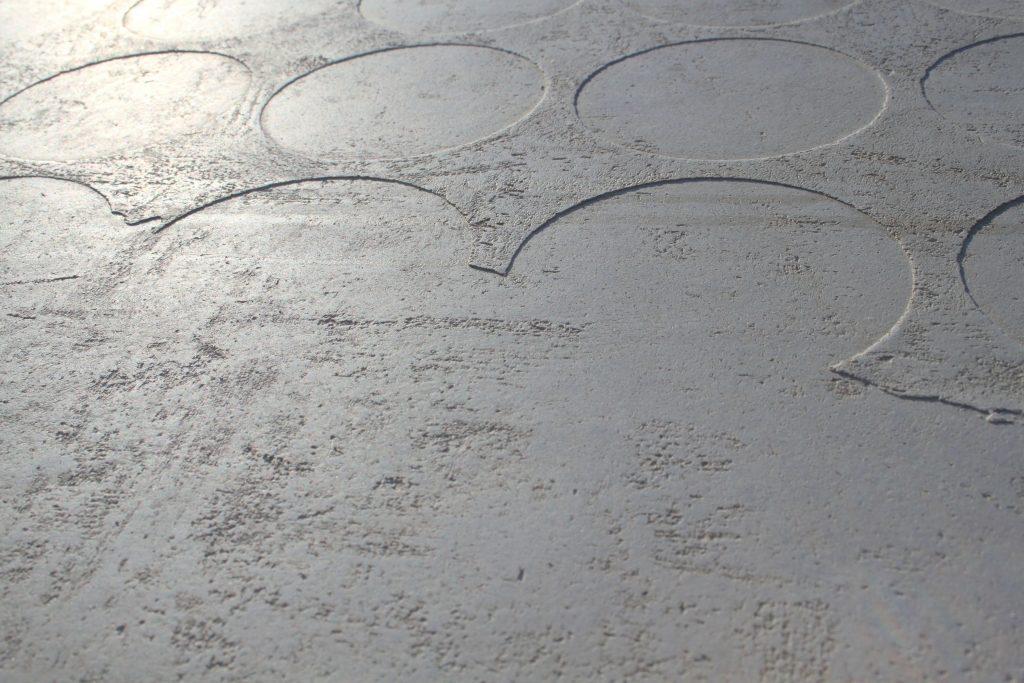 modern, látszó beton