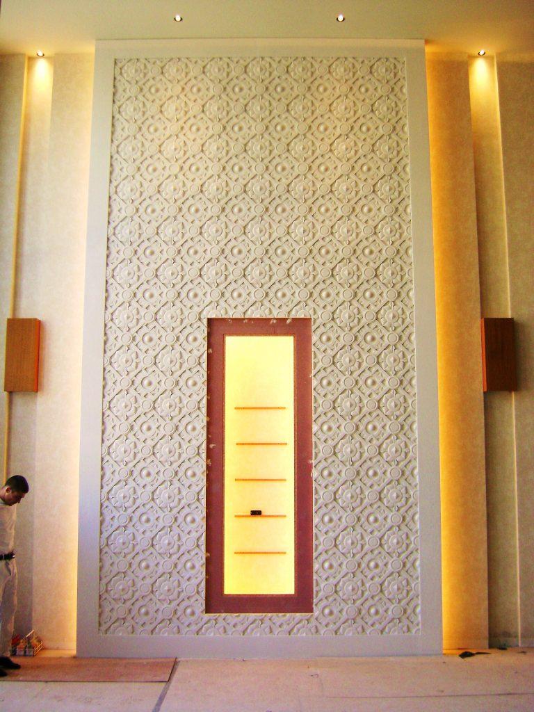 Tervezőknek a mediterrán falfestésről