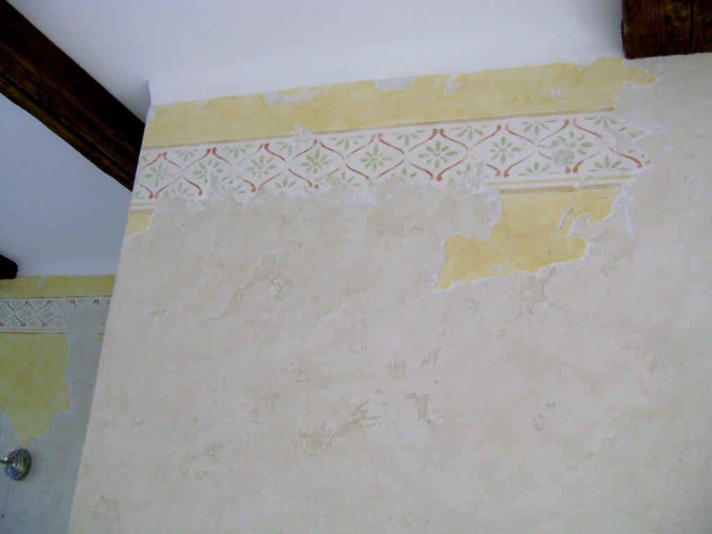 strukturált festés